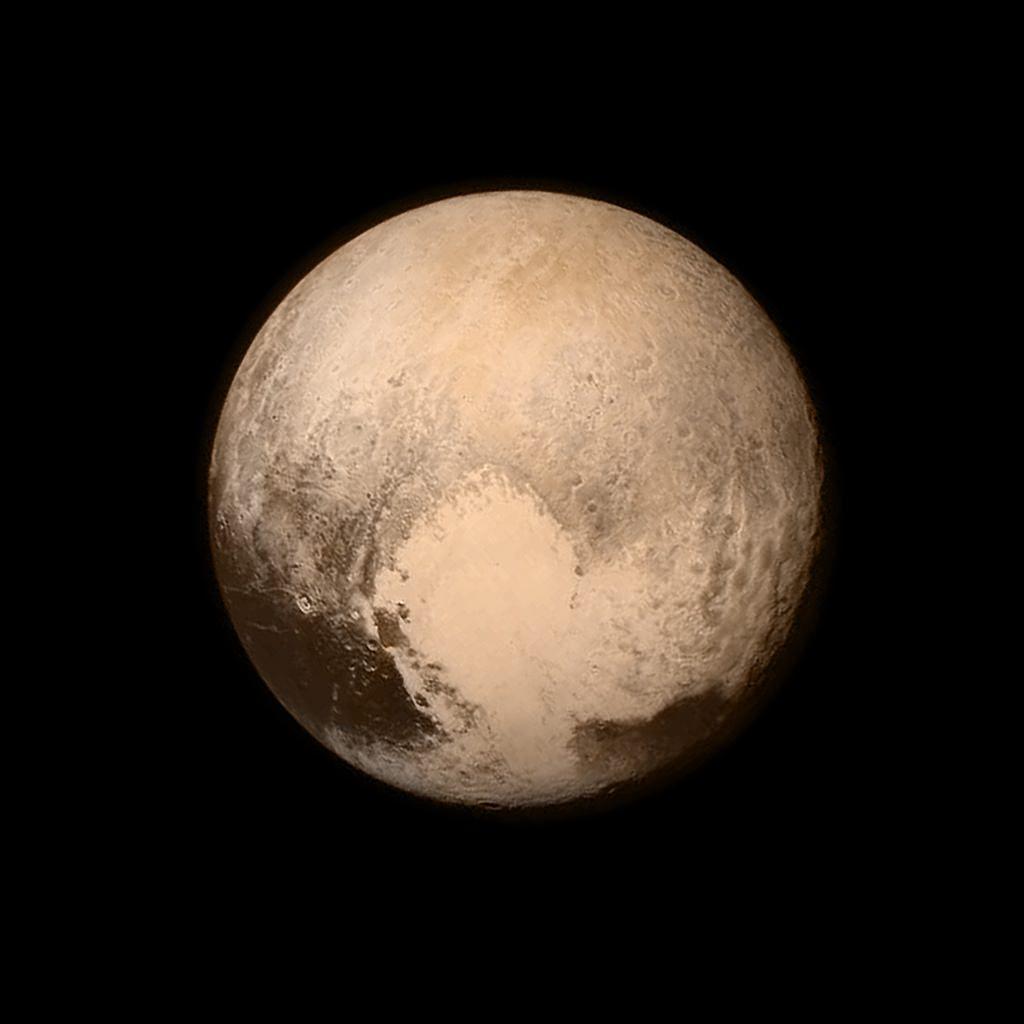 بلوتو, كوكب بلوتو, كوكب قزم, المجموعة الشمسية, ناسا