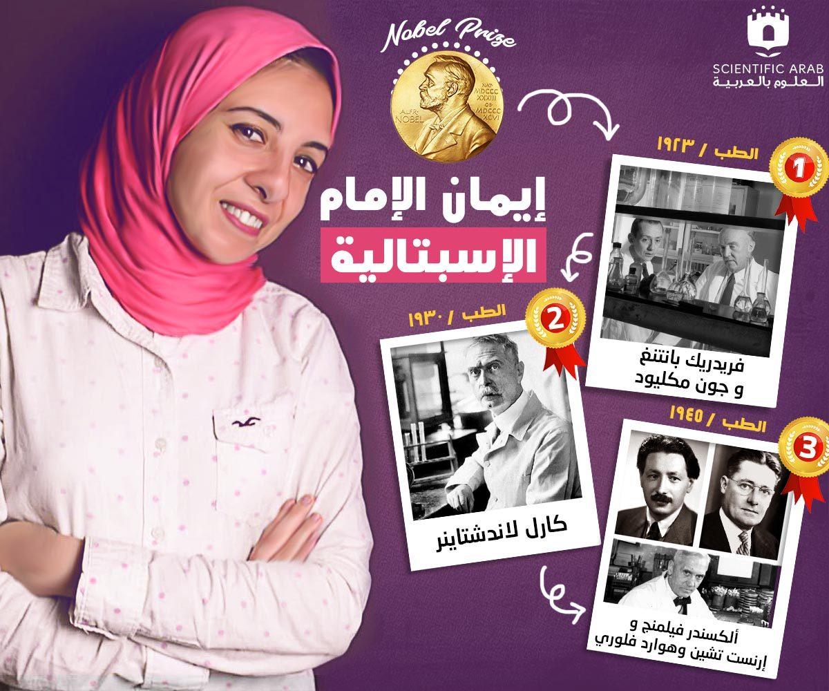 إيمان الإمام, جائزة نوبل
