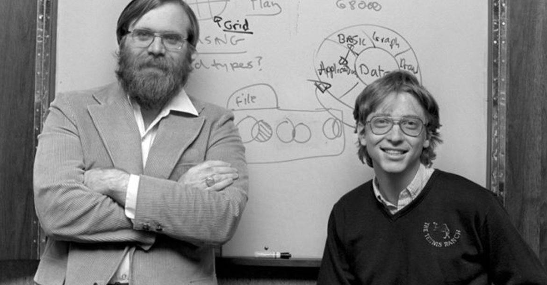 بول ألين, بيل جيتس, مايكروسوفت, وفاة مؤسس مايكروسوفت