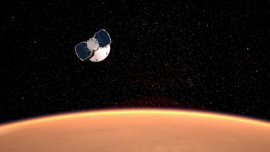 إنسايت, فضاء, مركبة فضائية, المريخ, الكوكب الأحمر