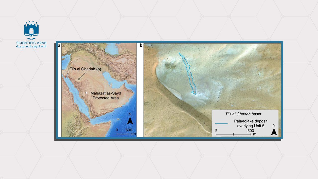 شبه الجزيرة العربية, اكتشافات علمية, مصر, 2018