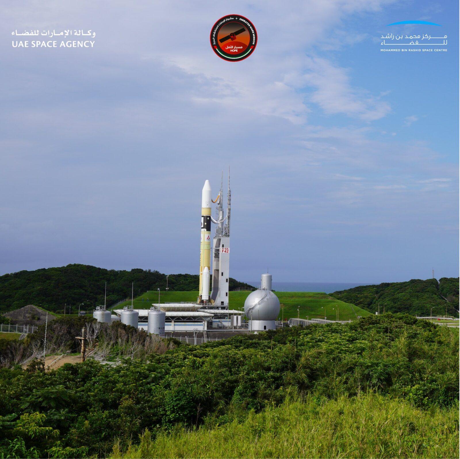 مسبار الأمل - العرب إلى المريخ